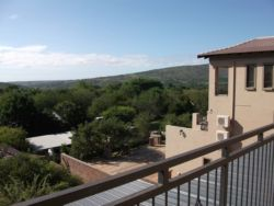 View (Kruger National Park) from balcony