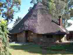 UNIT A - THATCHED ROOF UNIT