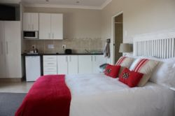 Double en-suite room with a kitchenette