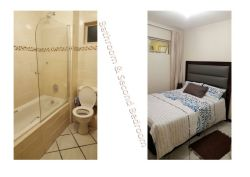 Bathroom & Second Bedroom