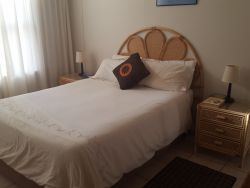 Mosselbay Accommodation Portobelo No.25 luxury bedroom