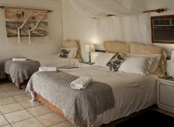 View of Spacious VIP bedroom at Mountainview BB Ladismith