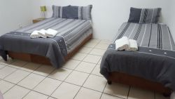 Ladismith Mountainview Self-catering bedrooms