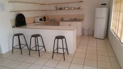 Ladismith Mountainview Self-catering unit fully equipped kitchen