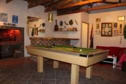 The gathering place - pool, darts, games