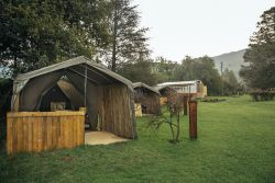 Safari Tents at Mount Park