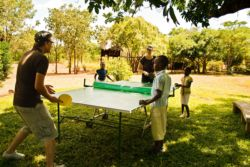 Musangano offers  a variety of exciting outdoor games, which are fun for the whole family.
