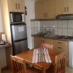 Unit 4 with fully equipped kitchen