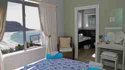 Dolphin Garden Suite Double Bedroom with ensuite
