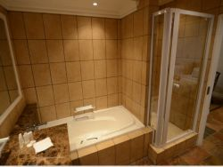 Room D - Ensuite Bathroom