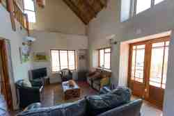 Chenin Blanc Cottage Living Room