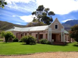 The Pinotage Farmhouse