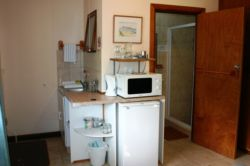 Sunset Room Kitchenette and  en-suit bathroom