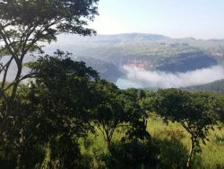 Beautiful views of Shongweni Dam and the surrounding conservancy