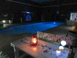 POOL AND DINING AREA