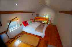 Mezzenine bedroom