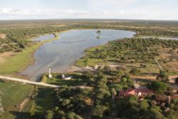 Otjiwa-Safari-Lodge-ResDest-Namibia-Otjiwarongo- Central region-Arial View