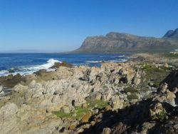 Kleinmond seaside