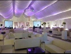 Marquee at Palm hotel