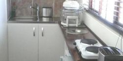 Very well equipped kitchenette