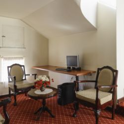 Parkview HotSpot, this allows our guests access to the internet, whether work related or personal.