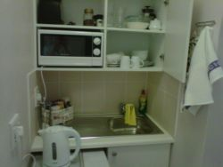 Guest rooms kitchenette