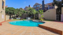 Swimming Pool & Braai Area