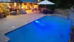Heated Pool and Patio