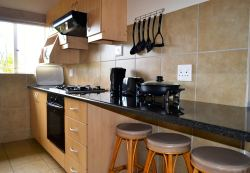 Two Bedroom chalet - kitchen