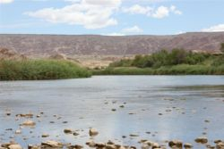 Lovely Orange river