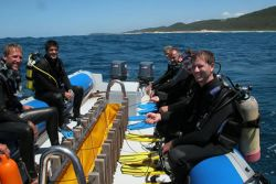 Diving with Scuba Adventures