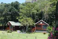 4/5 Sleeper Self-catering Chalet