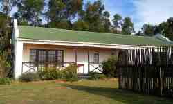 Protea Cottage frontal view