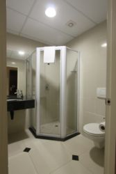 En-suite bathroom (Shower facilities only)