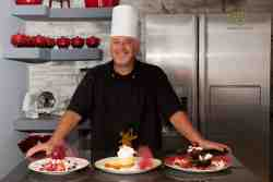 Executive Chef Willem, 3 decades 5 star experience at your service. From braais to fine cuisine.