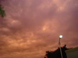 an angrier sky at Rushoek