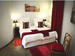 Standard Luxury Room en-suite with A/C sleeping maximum 2 guests