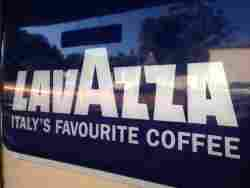 LAVAZZA Italy's Favourite Coffee only @ SanPot Tourism Centre !!!