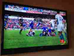 BIG Screen TV for thos BIG Sports Moments !