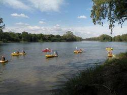 Activities such as: River Paddling, 8kms of unspoilt fishing areas, bird watching