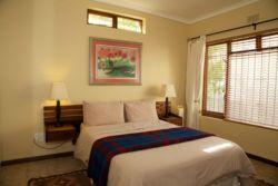 Self-catering 2 bed room