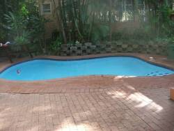 Swimming pool in Ramsgate Palms