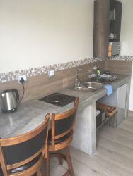 Cottage 2 - kitchenette
