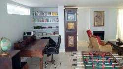 Games Room with Atlantic Sea View