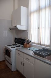 and a small equipped kitchen for all self catering needs.