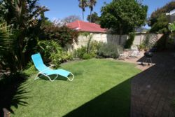 Private Garden with BBQ/Braai Area