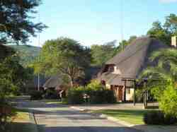 Chalet, Shongwe Ingwe