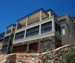 Front View of Simon's Town Guest House