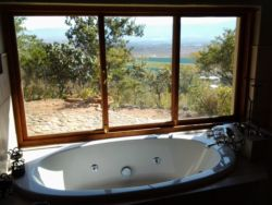 Red Sky Honeymoon suite