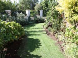 Garden Area- SOMERSET LODGE- MONTAGU